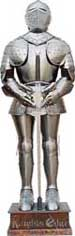 Medieval Wearable Knight Suit of Armor