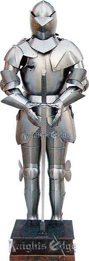 Wearable 17th Century Knights Armor