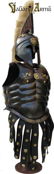 Greco-Roman Royal Muscle Armor Set